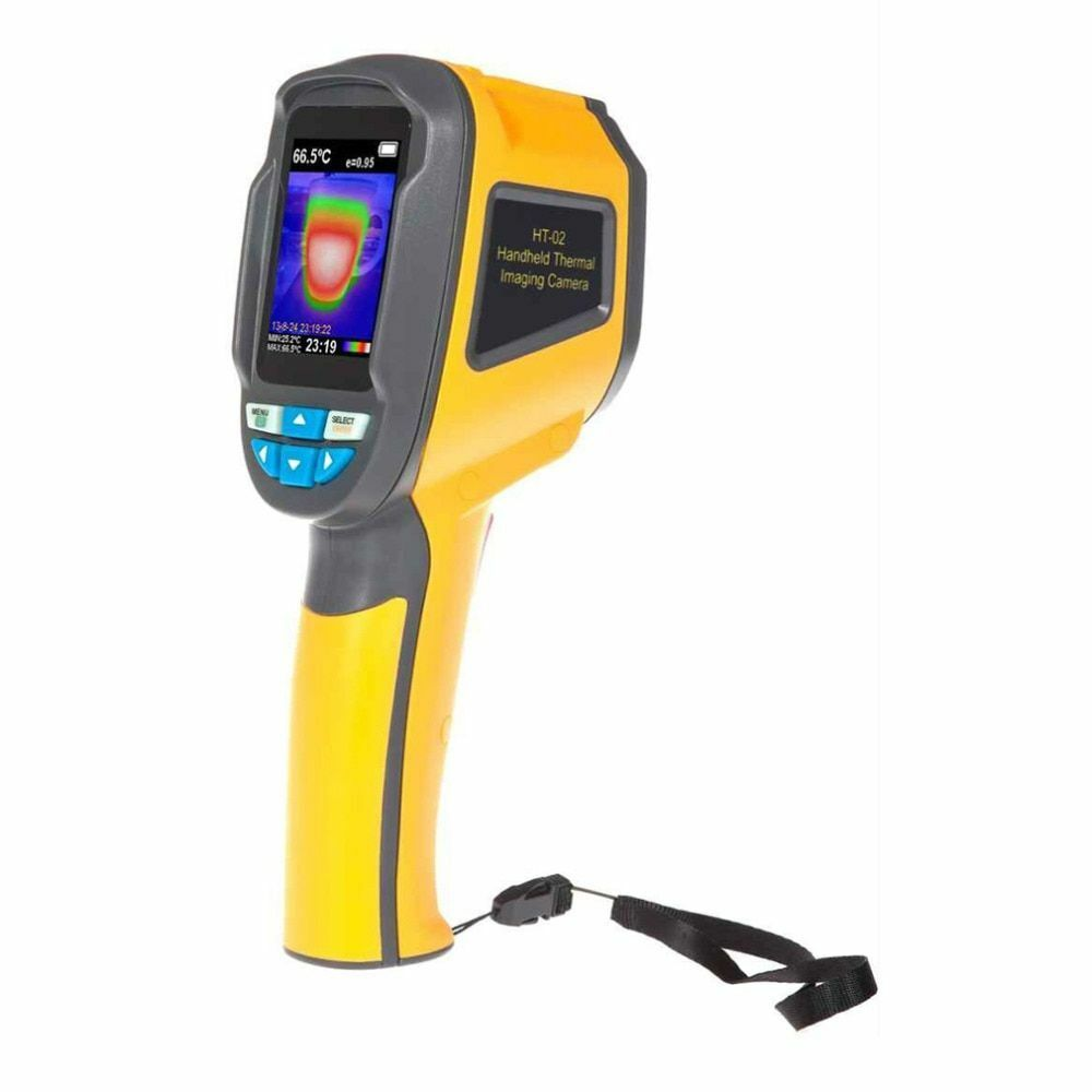 Precision Thermal Imaging Handheld Infrared Camera Thermometer -20 To 300 Degree