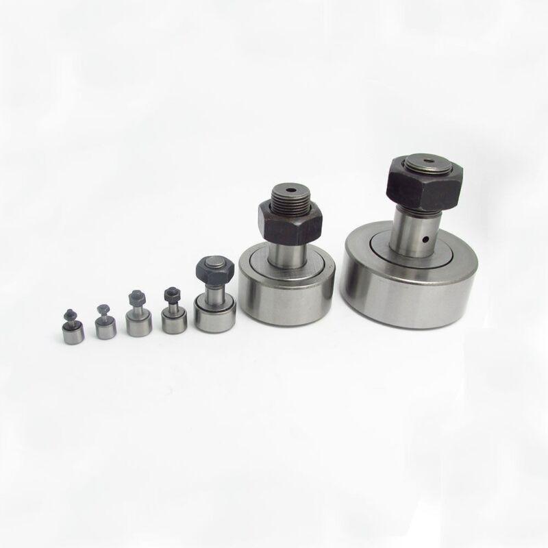 KR10-KR62 10-26mm Cam Follower Needle Roller Stud Track Bearing 3-24mm Bolt Kit