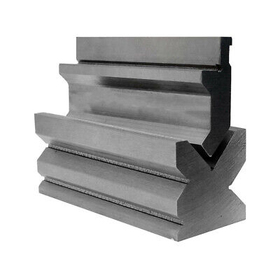 "Combo V-Die And Punch Block Press Brake 4-Way 6"" x 2-3/8"" x 2-3/8"" Solid Steel"