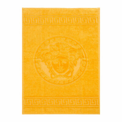 VERSACE  Home Medusa Classic Gold Hand Towels | Set Of 2