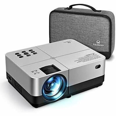 VANKYO Leisure 420 Mini Projector 3800 Lux Portable Home Movie Cinema HDMI