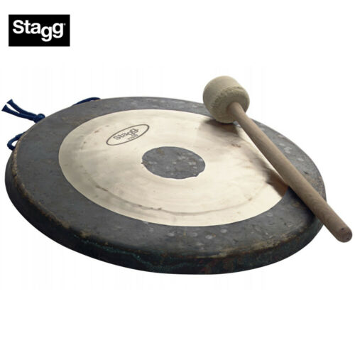 "NEW Stagg TTG-24 24"" TAM TAM GONG with Beater Mallet"