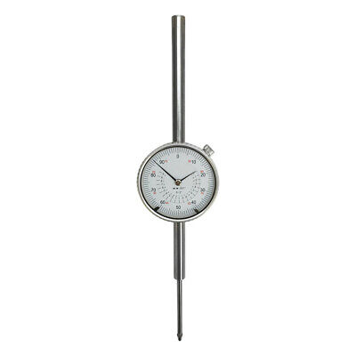 0-2 Dial Indicator .001 Grad Lug Back Travel Dial Indicator Lathe Precision