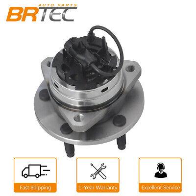 BRTEC New Front Wheel Hub Bearing For 04-12 Chevy Malibu Pontiac G6 Aura w/ABS