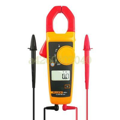 Fluke 302 Ac 400a Digital Clamp Meter Acdc Voltage Tester With Ohmbuzzer Test