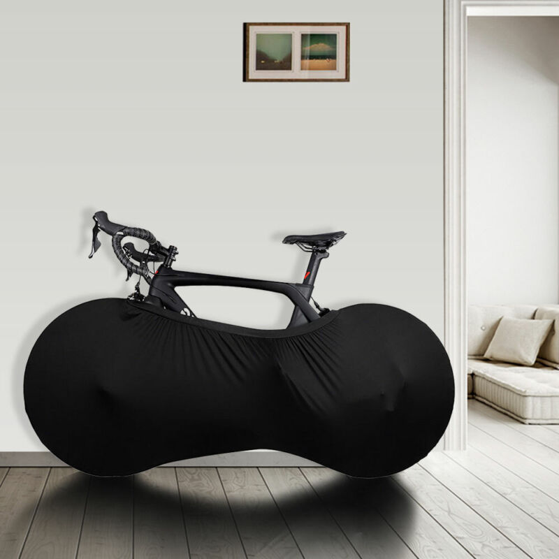 Bike Cover Indoor Anti-dust Bicycle Wheels Gear Protector Bi