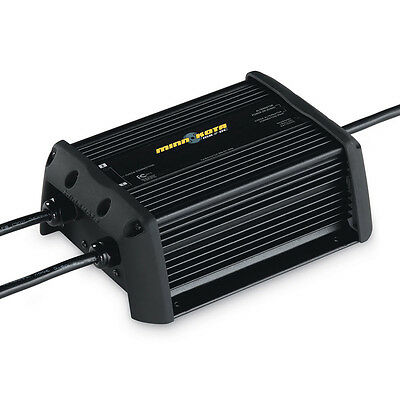 Minn Kota MK-2 DC Alternator Dual 2 Bank 10 Amp Marine 12V Boat Battery Charger
