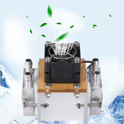 Thermoelectric Peltier Refrigeration Semiconductor Air Conditioner Movement