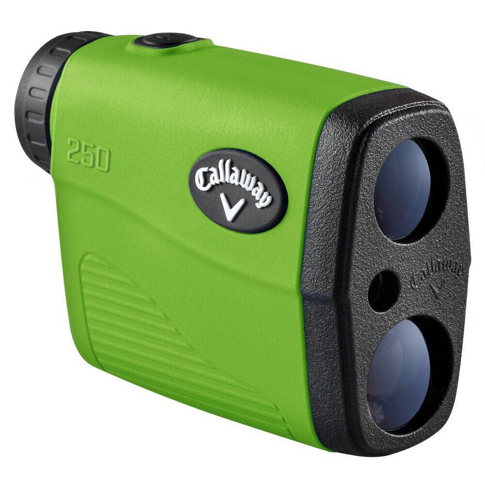 Callaway 250 Golf Laser Rangefinder | 6x Magnification | BRA
