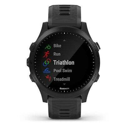 Garmin Forerunner 945 GPS Running Smartwatch (Eng Only) 010-02063-70  - [Negro]