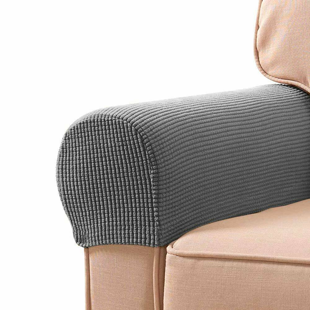 1 Pair Removable Arm Chair Protector Armchair Covers ...