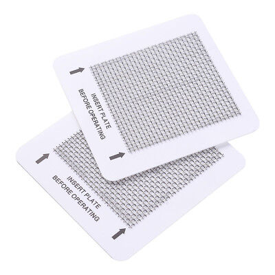 "2 Ceramic Ozone Plates for Popular Home Air Purifiers 4.5"" Air Fresh Replacement"