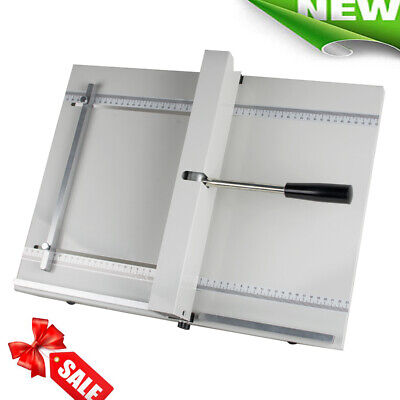 Best Manual 350 Paper Scoring Creasing Machine A4 Card Covers High Gloss Covers