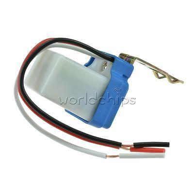 Ac Dc 12v 24v 220v 10a Auto On Off Photocell Street Light Sensor Switch W