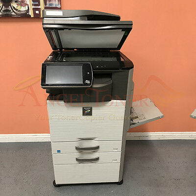 Sharp Mx 2640n Mfp Color Laser Copier Printer Scanner A3 26 Ppm 2640