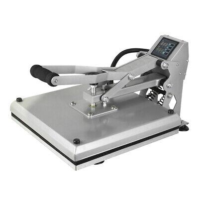 38x38cm Safty Use Heat Press Machine Transfer Sublimation T-shirtclothesplates