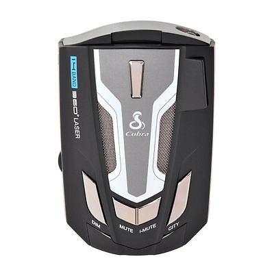 Cobra SPX5300 Laser Radar Detector with VG-2 Alert & Ultra Bright Data Display