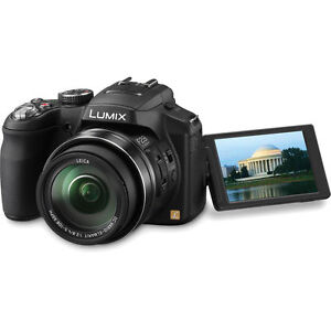 NEW PANASONIC LUMIX DMC-FZ200 DIGITAL CAMERA