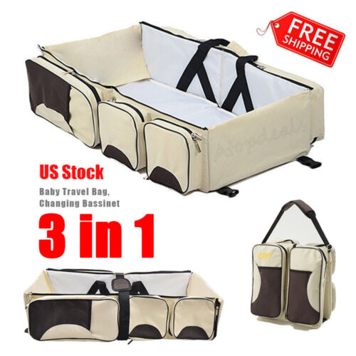us 3 in 1 diaper tote bag