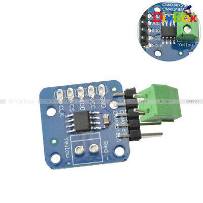 Max6675 K Type Thermocouple Sensor Module Breakout Board Temperature