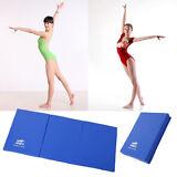 Gymnastics Fitness Mat Panel Aerobics Folding Exercise Tumbling Gym Yoga Storag