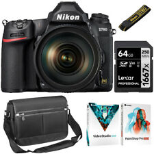 Nikon D780 DSLR Digital Camera Body with AF-S NIKKOR 24-120mm f/4G ED Lens