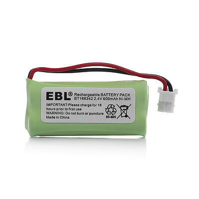 Cordless Home Phone Battery for VTech BT166342 BT266342 BT183342 BT283342