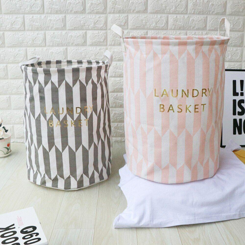 Laundry Basket Bin Waterproof Large Clothes Hamper Storage B