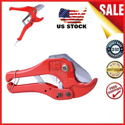 All Steel Pex Pipe Tube Cutter For 1-58 In Pvc Tube Rubber Hoses Cutting Tool