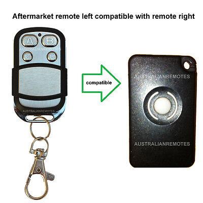 NEW Garage Door Remote Control Opener Compatible with Chamberlain HE60 HE60R