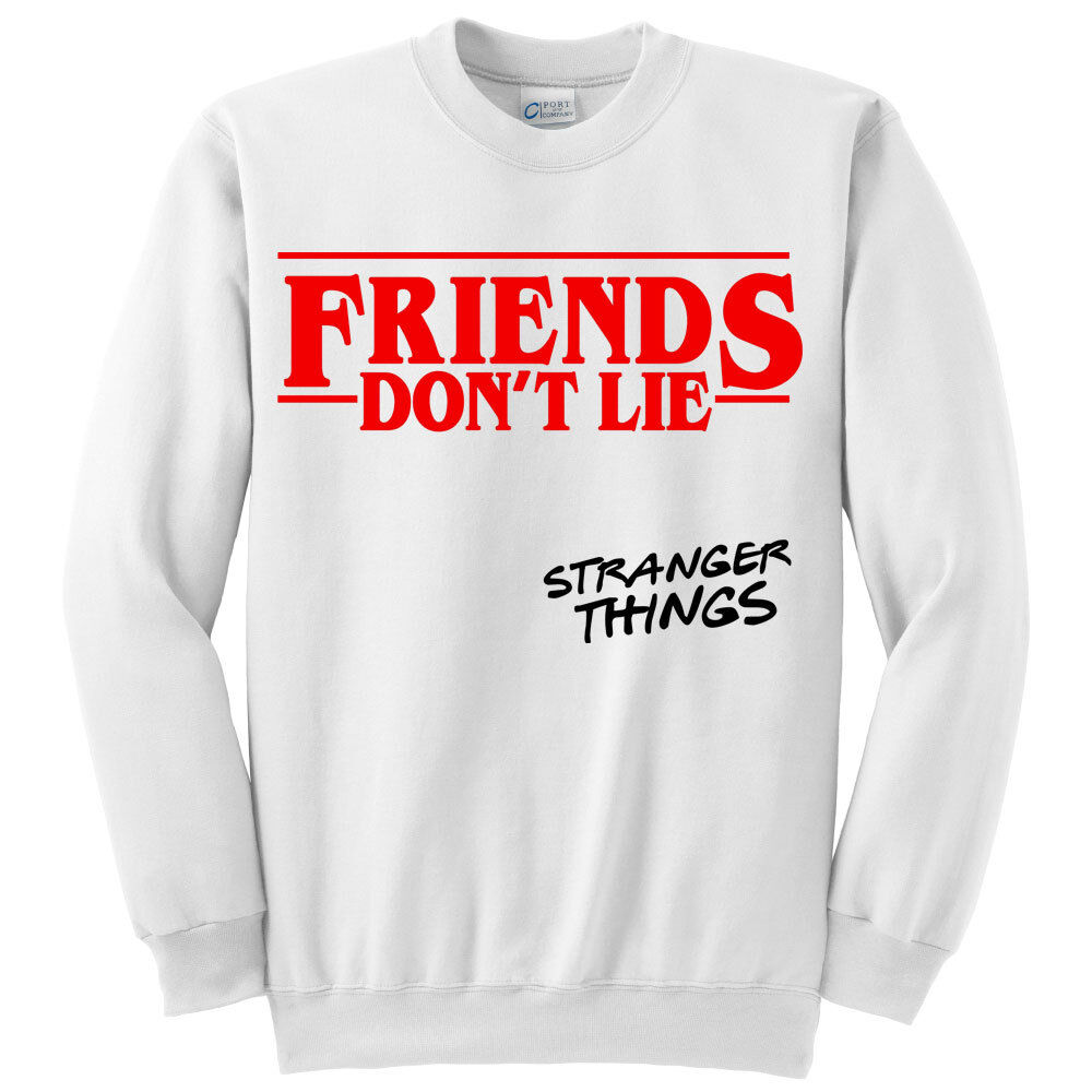 Generico T Shirt Stranger Things The Upside Down Serie TV