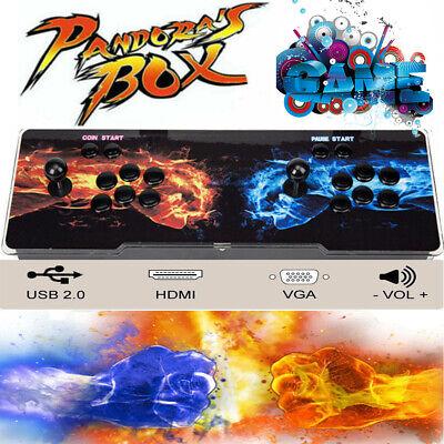Pandora's 5s Arcade Gaming Video Arcade Console Machines 999 Classical Games YJ