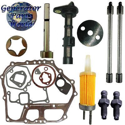 186 Rebuild Kit For Kipor Kama Kde5000 Kde6500 E T Ta Gasket Set Push Rod Screw