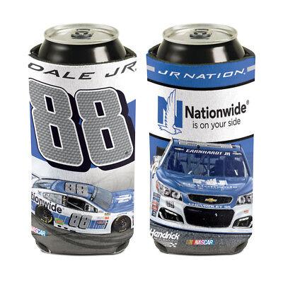 Dale Earnhardt Jr 2017 Nationwide Can Cooler 16 oz. NASCAR Koozie Dale Earnhardt Jr Cooler