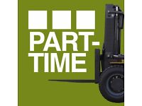 Part-Time Warehouse Operative in HALSTEAD ESSEX - 1 Day A Week