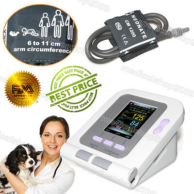 Vet Veterinary Oled Digital Blood Pressure Heart Beat Monitor Contec08a-vet