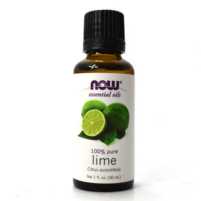 - NOW Foods Lime Oil 100% Pure & Natural - 1 oz