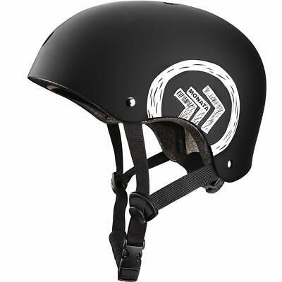 Skateboard Helmet With CPSC Certified Skate Helmets Protective Street Skate Gear