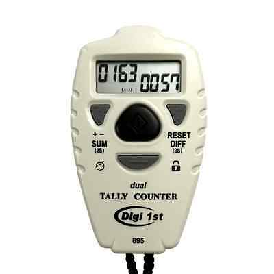 Digi 1st Tc-895 Digital Dual Pitch Tally Counter