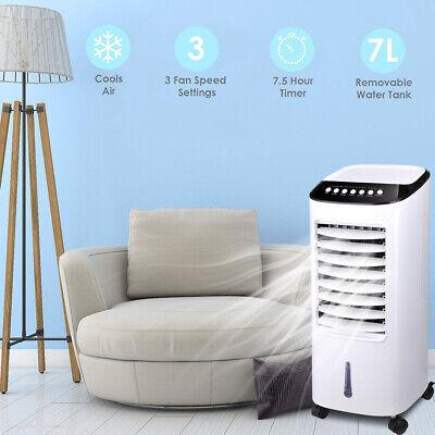 Portable Air Conditioning Unit Conditioner Evaporative Cooler Fan Remote Control