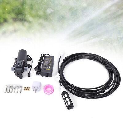 High Pressure Water Pump Kitgarden Sprayer Booster Diaphragm Mist Pump 5lmin