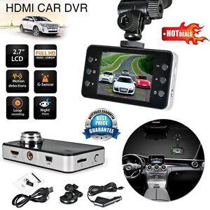KFZ Autokamera Full HD 1080P Vehicle DVR Dashcam LED Car Camera Camcorder SV