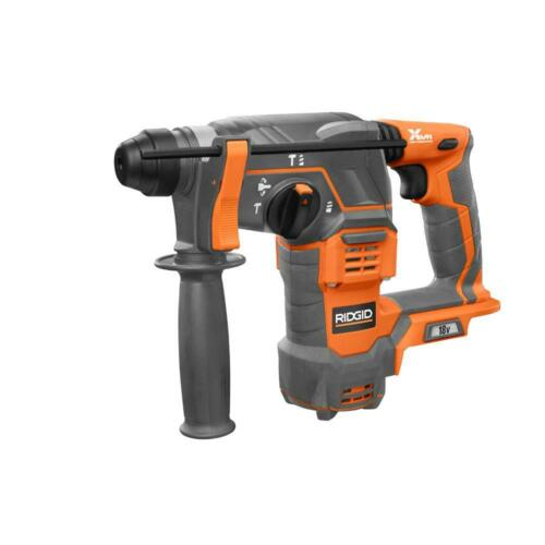 "Ridgid R86710B 18-Volt Cordless 7/8"" SDS-Plus Rotary Hammer (Tool Only)"