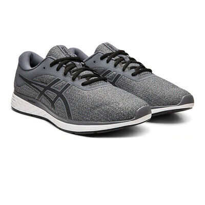 Asics Mens Patriot 11 Twist Running Shoes Trainers Sneakers - Grey Sports