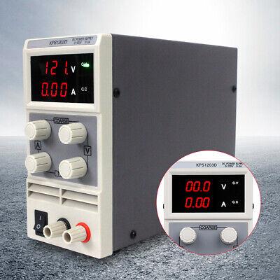 Kps Adjustable Switch Dc Power Supply 0-120v 0-3a Voltage Stabilization Ac110v