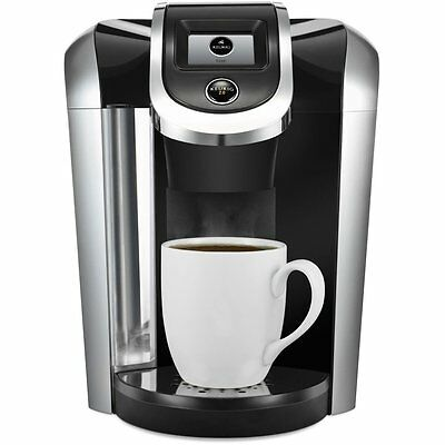 Keurig K475 Coupled with K-Cup Coffee Machine Maker Brewer | BLACK | BRAND NEW