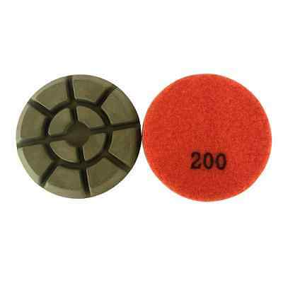 3 Dry Diamond Resin Bond Polishing Pads For Concrete Floor 2003pcs