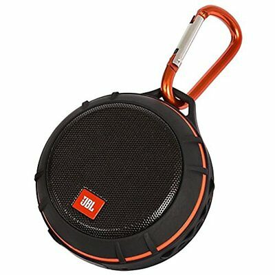 JBL Wind Bike Portable Bluetooth Speaker with FM Radio Supports A Micro SD US