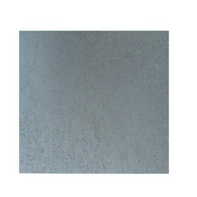 M-d Building Products Sheet Metal Flat 12 X 24 Inch 28 Gauge Galvanized Steel