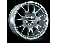 NEW 18'' BBS CH STYLE ALLOY WHEELS X4 BOXED 5X120 BMW 1 2 3 SERIES E46 E90 F30